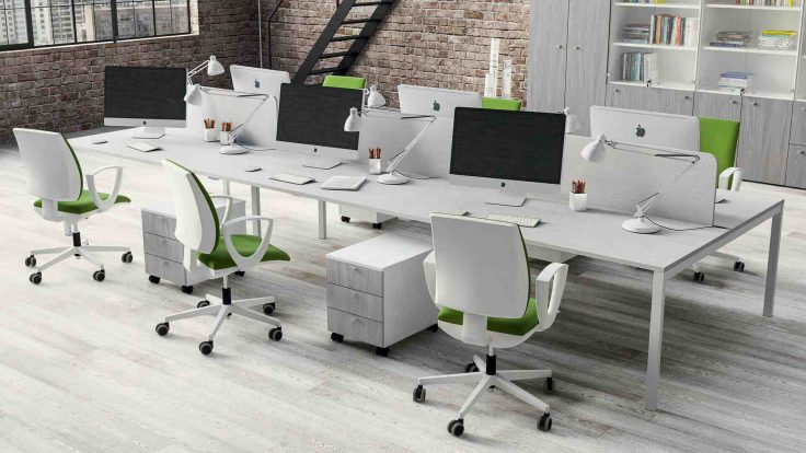 Ofis Mobilyaları Örnek Ürün – 3